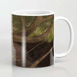 Dryad On A Tree By Raindrop Drinkwater Coffee Mug