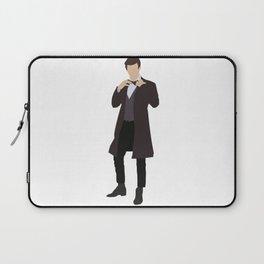 Eleventh Doctor: Matt Smith Laptop Sleeve