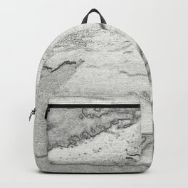 Textured landscape Backpack