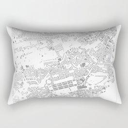 Edinburgh Figure Ground Rectangular Pillow