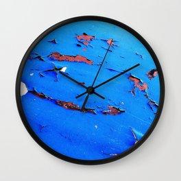 Urban Abstract 110 Wall Clock
