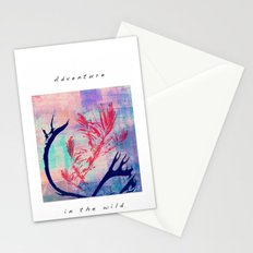 the wild II Stationery Cards