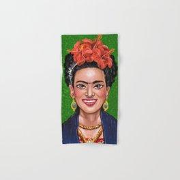 Smile Frida Hand & Bath Towel