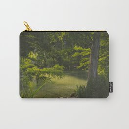 Sunrise On The Guadalupe River Carry-All Pouch