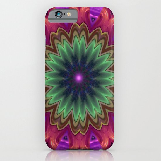 Mandala 19 iPhone & iPod Case