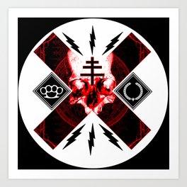 Templar Art Print