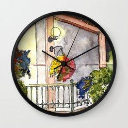 Fifth Street  Wall Clock
