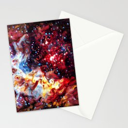 ALTERED Large Magellanic Cloud Stationery Cards