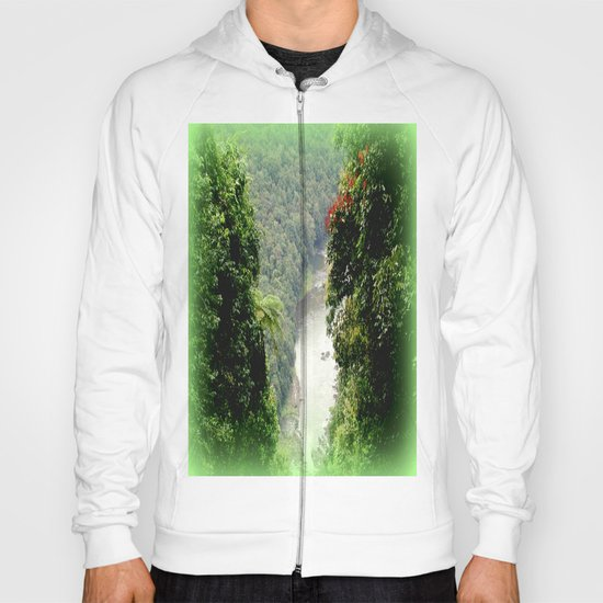 Crawford's Lookout - Cairns Hinterland Hoody