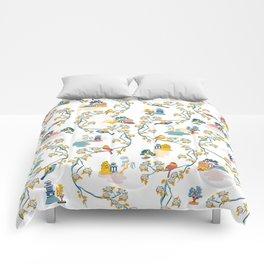 Pure zen Comforters