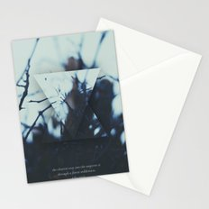 The clearest way. Stationery Cards