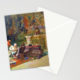 The Print Collector - Digital Remastered Edition Stationery Cards