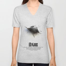 The Birds | Los Pájaros Unisex V-Neck
