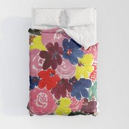 Floral Bouquet Beauty Comforters