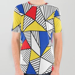 Ab Mond All Over Graphic Tee