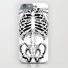 Skeleton #1 Slim Case iPhone 6s