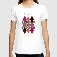 bohemian T-shirts featuring bohemian by spinL