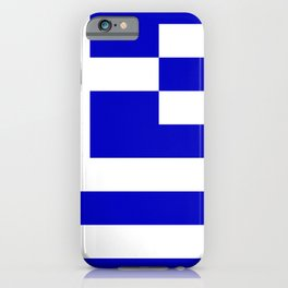 Flags of the World Neck Gaiter Greece Neck Gator iPhone Case