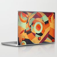 circus Laptop & iPad Skins featuring Circus by VessDSign
