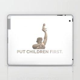Put Children First Laptop & iPad Skin