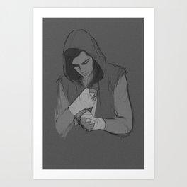 Wrapped Art Print