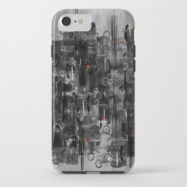 :: Night Sounds :: iPhone Case