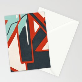 In the street No1 Stationery Cards