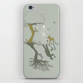 Alive & Well iPhone Skin