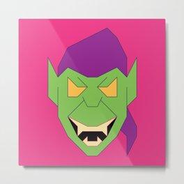 Green.Goblin Metal Print