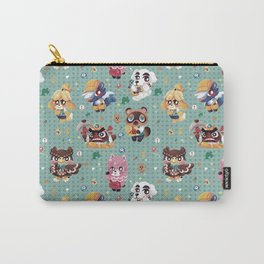 Animal Crossing Carry-All Pouch