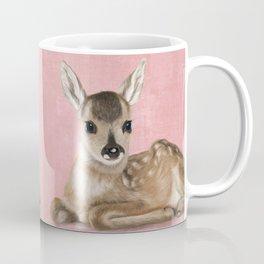 Small fawn Coffee Mug