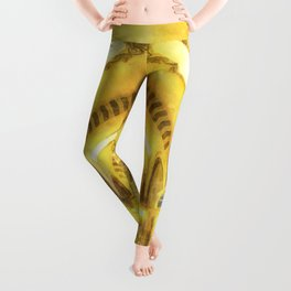 The Spice Bazaar Istanbul Art Leggings