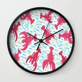 Lobster Bay Wall Clock