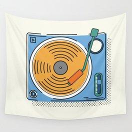 dj Wall Tapestry