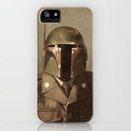 General Fettson iPhone Case