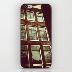 anne frank house iPhone Skin