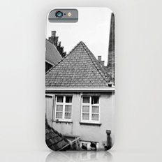 · My home...· Analogical Photography Black & White Slim Case iPhone 6s