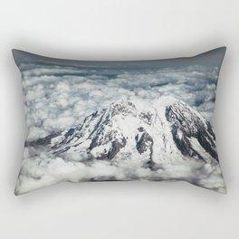 mt. ranier Rectangular Pillow