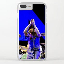 Awolnation Clear iPhone Case