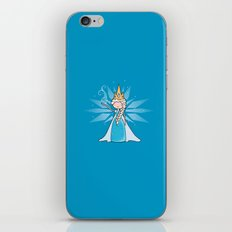 The Ice Queen iPhone & iPod Skin