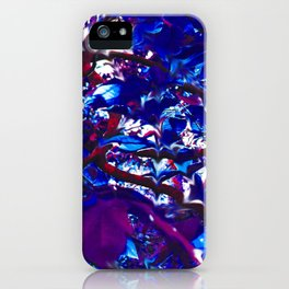 contorted vagary iPhone Case