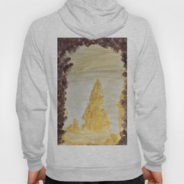 Golden secluded forest Hoody