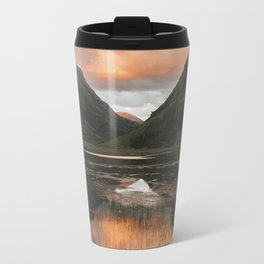 Time Is Precious - Landscape Photography Travel Mug