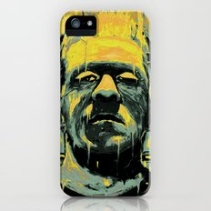 Frankenstein iPhone (5, 5s) Slim Case