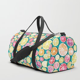 Citrus bath Duffle Bag