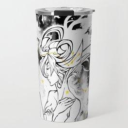 Inktober : Galaxy Travel Mug