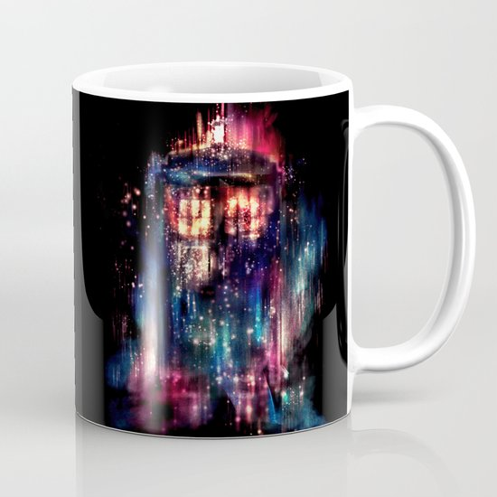All of Time and Space Mug