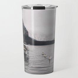 Lake and mountains Travel Mug