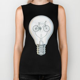 Light Bicycle Bulb Biker Tank