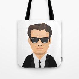 Mr. White - Harvey Keitel Tote Bag